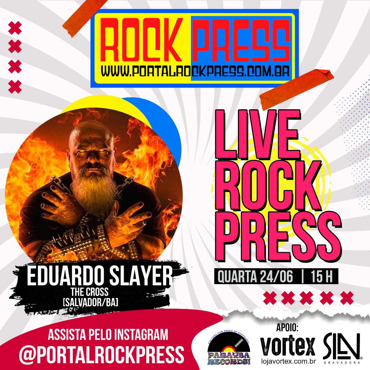 THE CROSS: Confira a entrevista ao Portal Rock Press