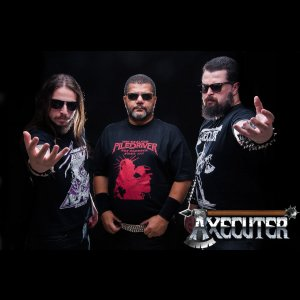 "AXECUTER: ""Surrounded By Decay"" está pronto, saiba como adquirir!"