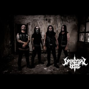 "SPIRITUAL HATE: ""Death Metal na sua forma mais brutal"" – Portal do Inferno"