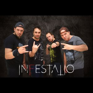 "INFESTATIO: Banda está finalizando as gravações de ""Unleash The End"""
