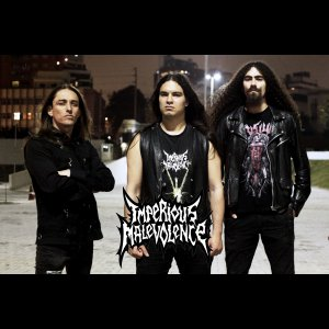 "IMPERIOUS MALEVOLENCE: Confira a performance da banda no ""Desecration of Souls"""