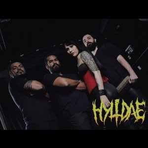 "HYLIDAE: Confirmados no ""Brasil Painted Blood - The Brazilian Tribute To Slayer"", confira!"