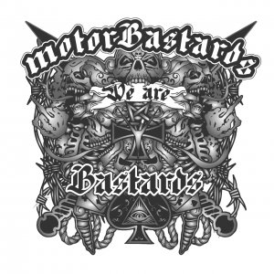"MOTÖRBASTARDS: Ouça agora novo álbum ""We Are Bastards"""