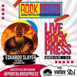 THE CROSS: Confira a entrevista ao Portal Rock Press