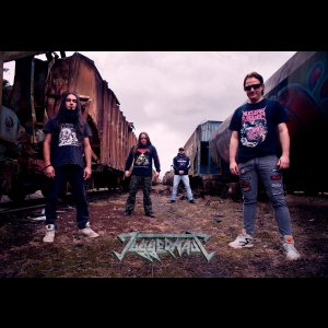 JUGGERNAUT: Banda é destaque no quadro 'Upcoming' do blog Metal Mind Reflections