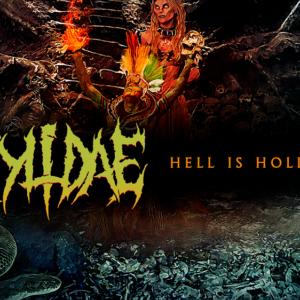 "HYLIDAE: Lyric vídeo de ""Hell Is Hollow"" está disponível, assista agora!"