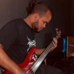 MALKUTH: Gravações do baixo de novo álbum em andamento, assista ao vídeo!